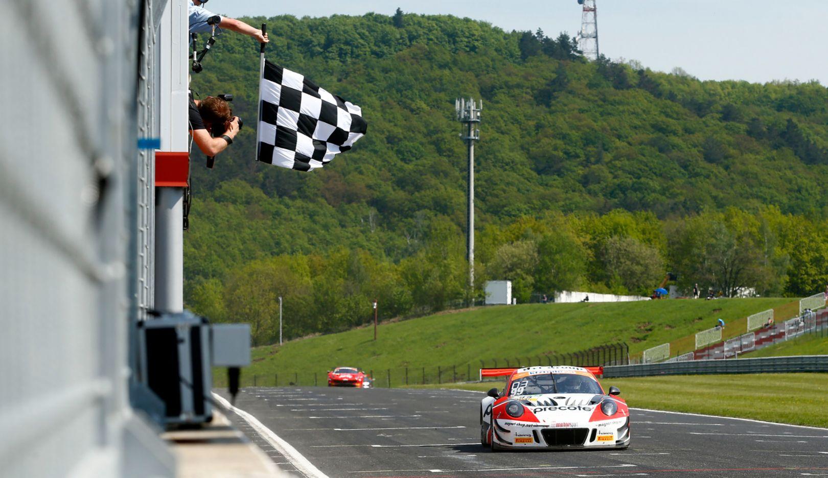 911 GT3 R, Precote Herberth Motorsport, ADAC GT Masters, Most, 2018, Porsche AG