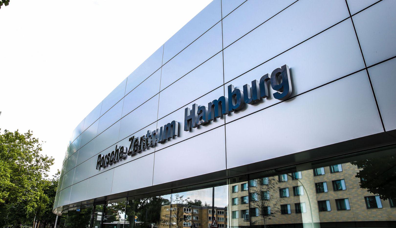Porsche Zentrum Hamburg, 2018, Porsche AG