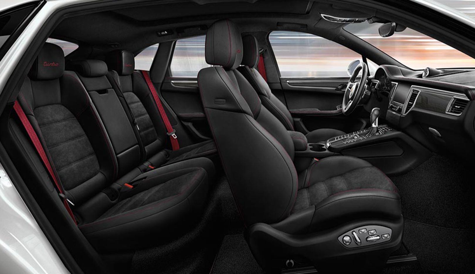 More functionality for the Macan