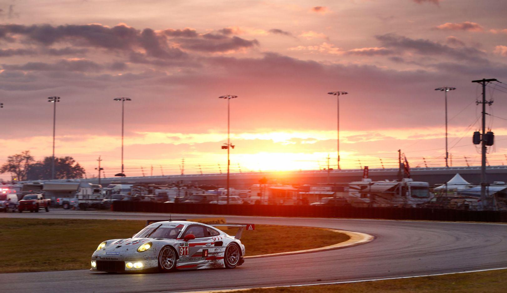 911 RSR, Porsche North America, 2015, Porsche AG
