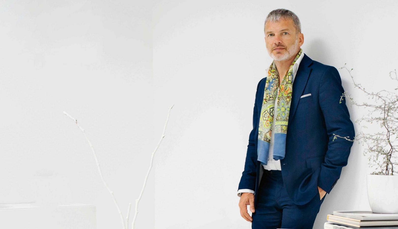 Jean-Gabriel Causse, Farbdesigner, 2017, Porsche AG