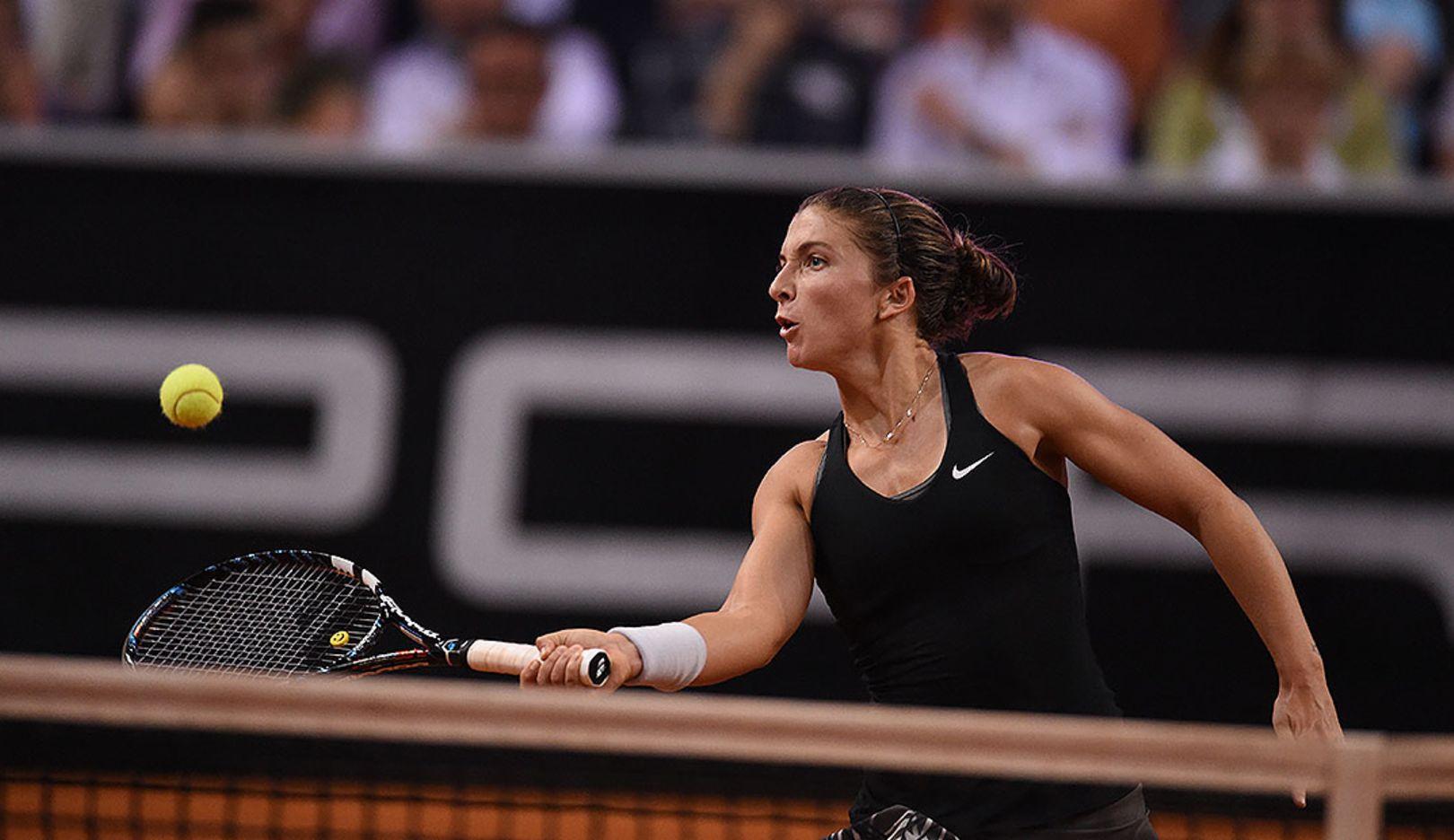 Sara Errani, Porsche Tennis Grand Prix, 2014, Porsche AG