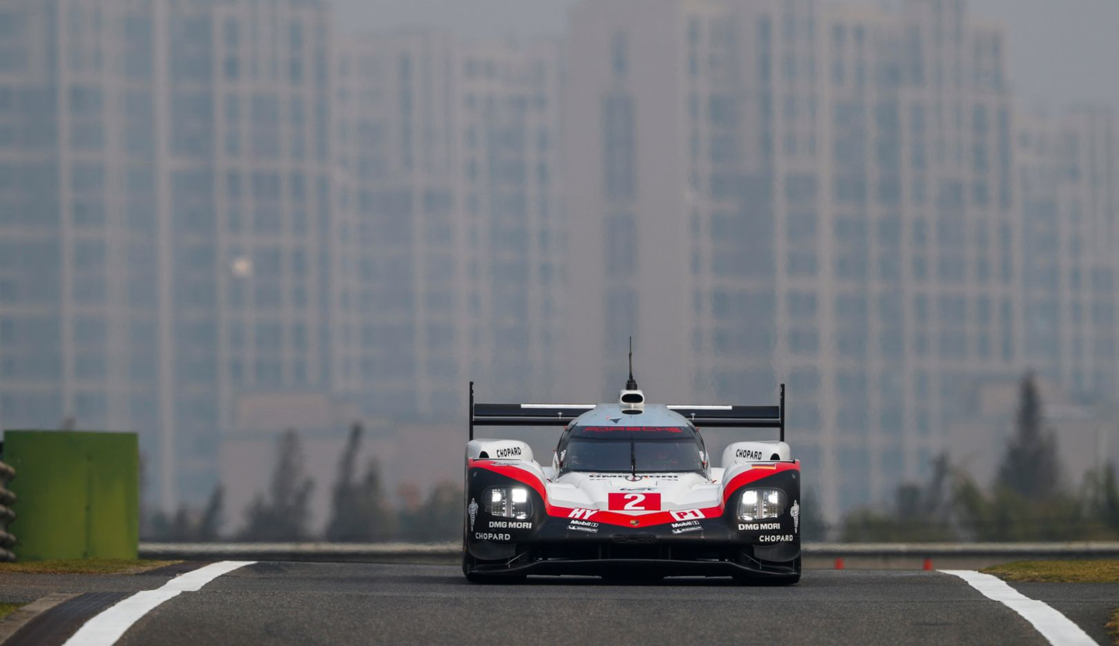 919 Hybrid, WEC, Qualifying, Shanghai, 2017, Porsche AG