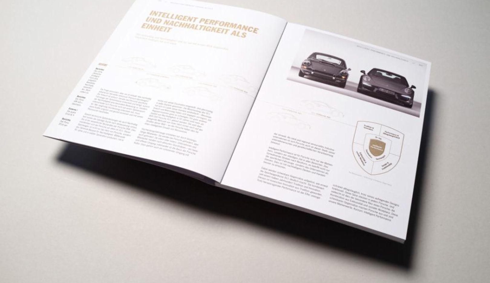 Nachhaltigkeitsbericht, 2014, Porsche AG