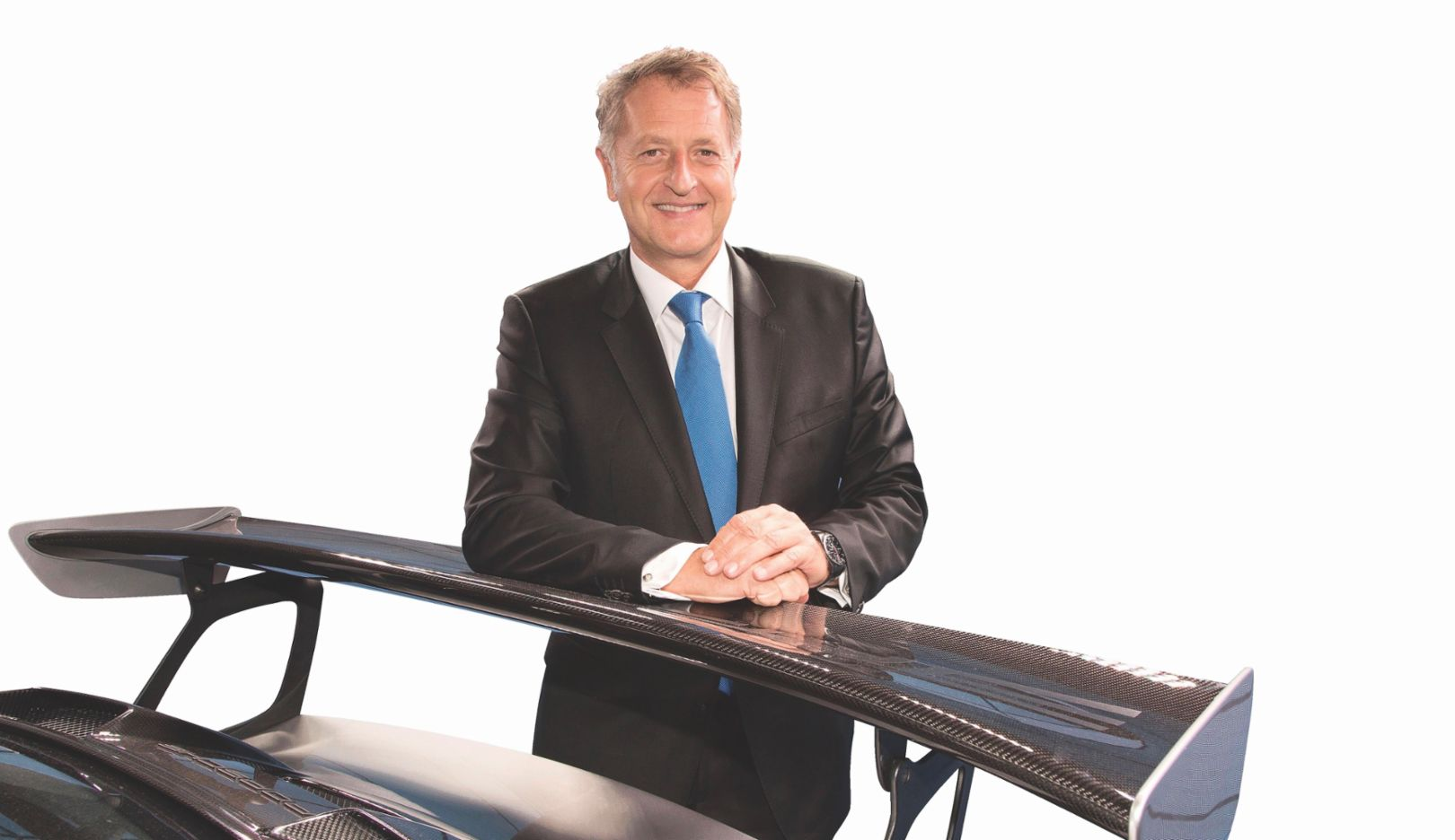 Detlev von Platen, Member of the Executive Board, Sales and Marketing, 2018, Porsche AG