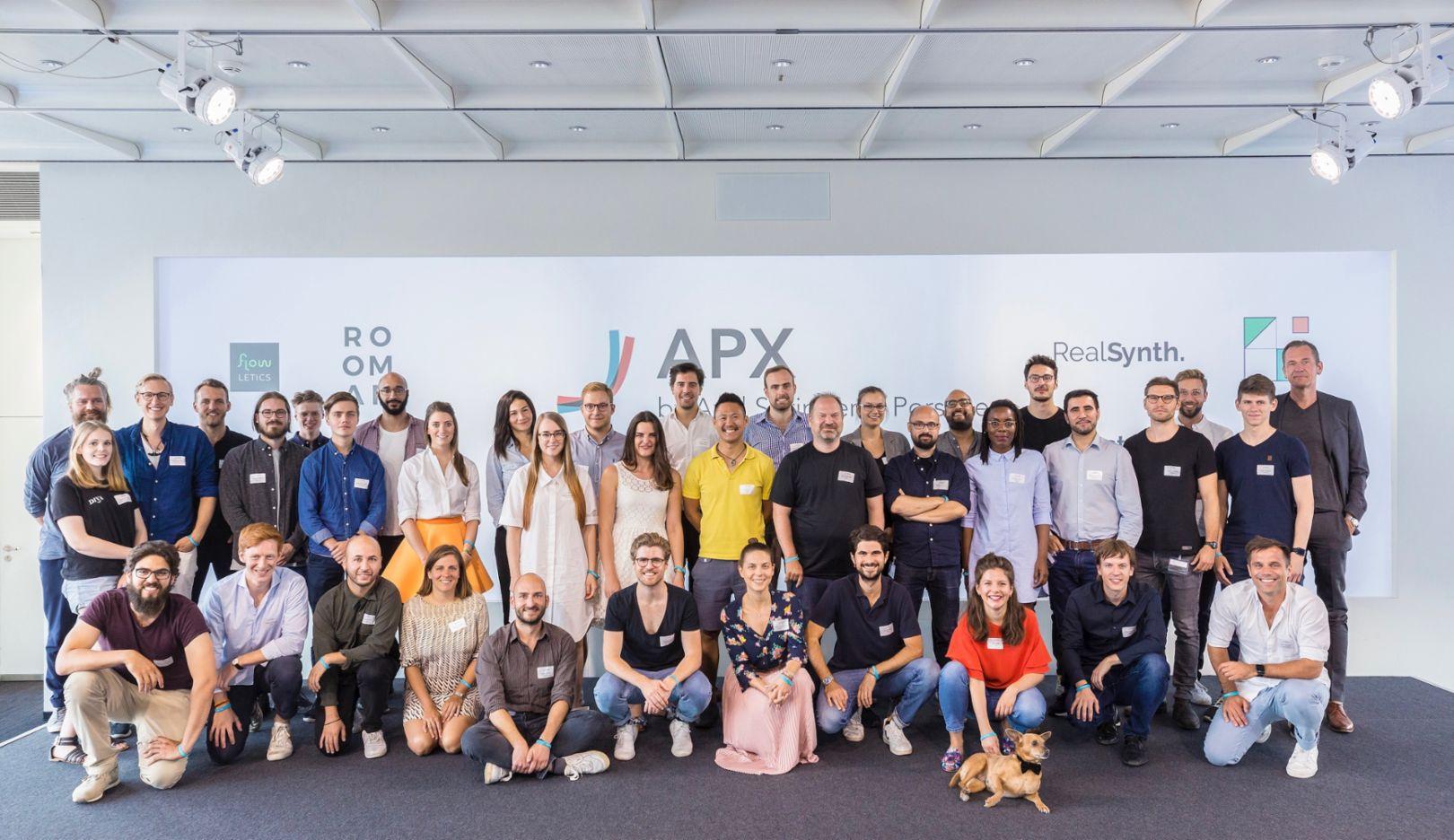 APX Investorentag, 2018, Porsche AG