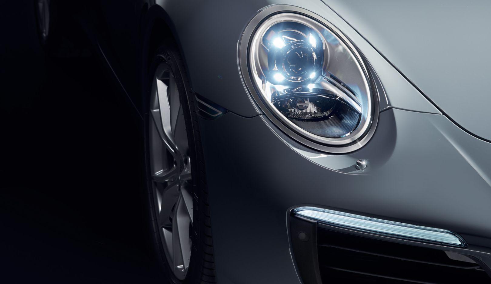 Porsche 911, 2015, Porsche AG