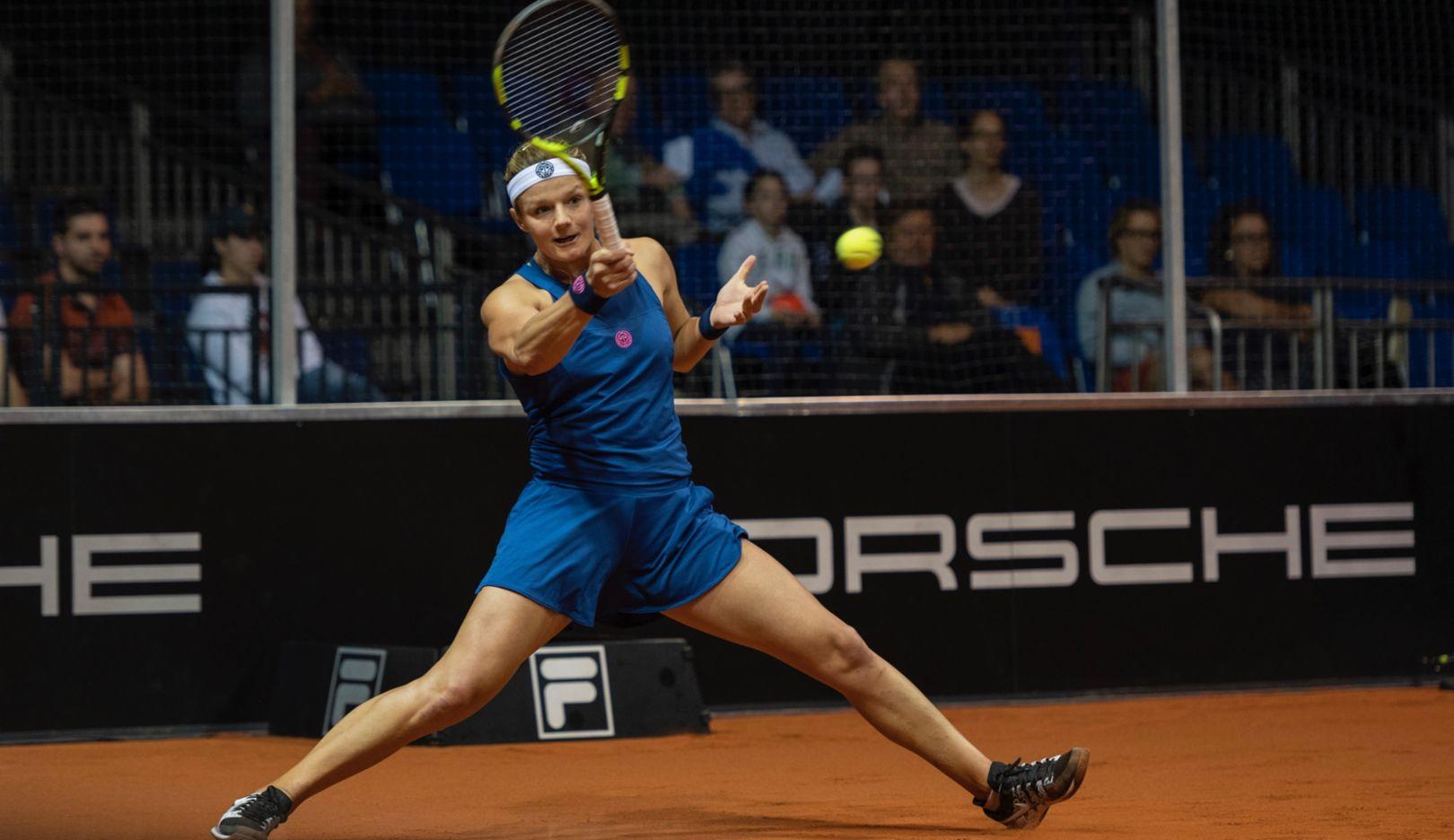Anna Zaja, Porsche Tennis Grand Prix, Stuttgart, 2019, Porsche AG