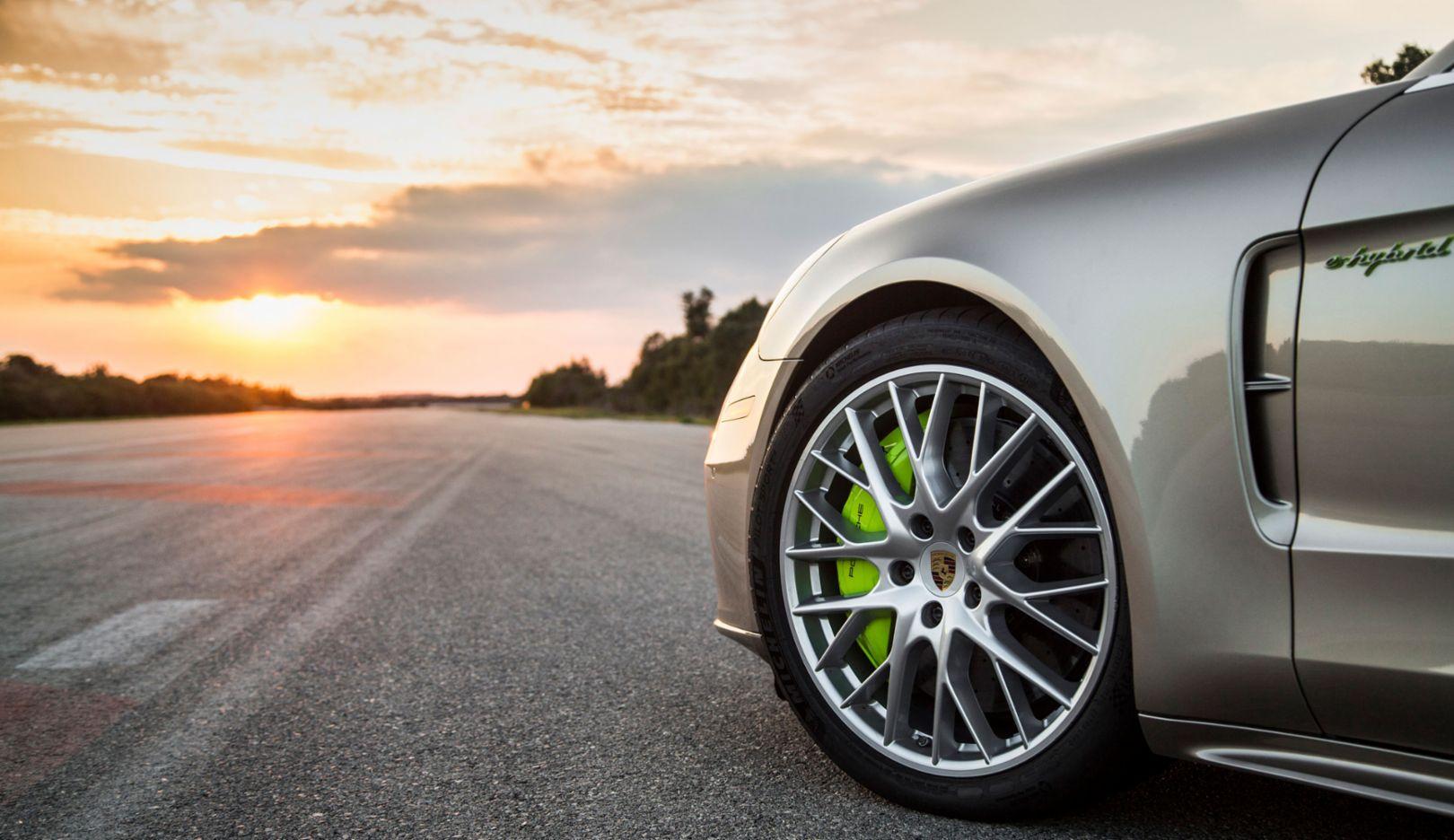 Panamera Turbo S E-Hybrid, 2018, Porsche AG