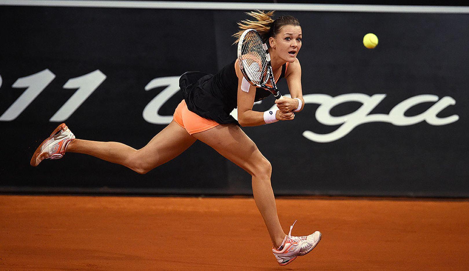 Agnieszka Radwanska, Porsche Tennis Grand Prix, 2014, Porsche AG