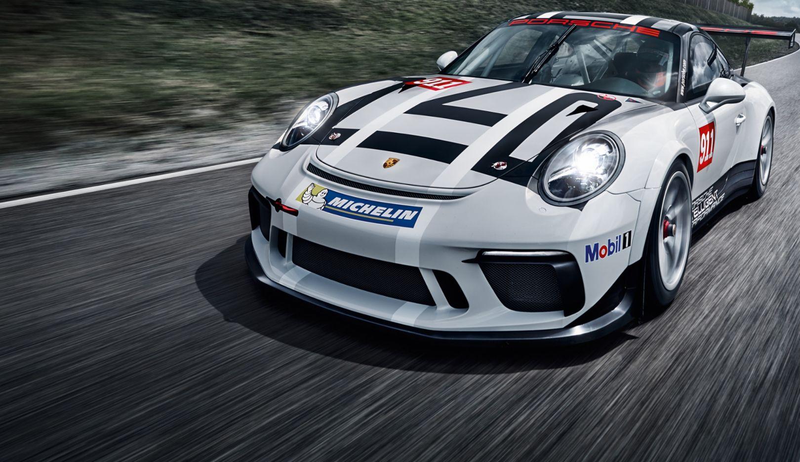 911 GT3 Cup, 2017, Porsche AG
