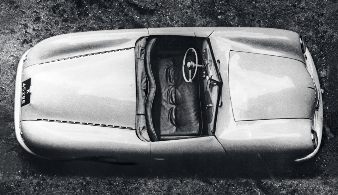 "The 356 ""No. 1"" Roadster, 1948"