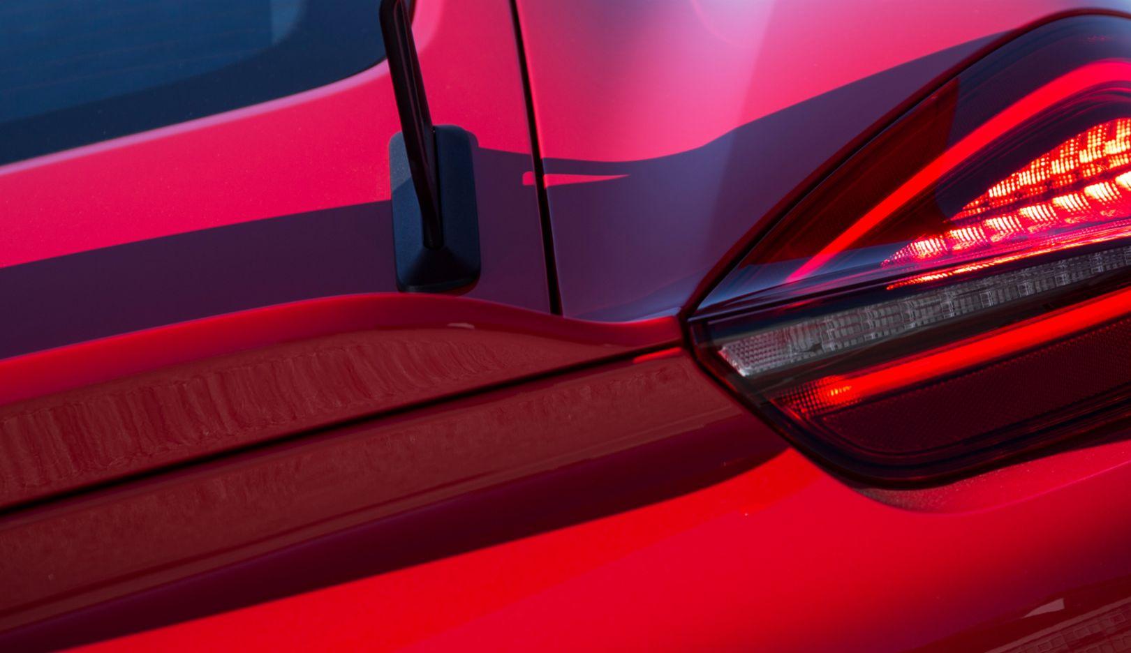 Cayman GT4, Detailaufnahme, 2015, Porsche AG
