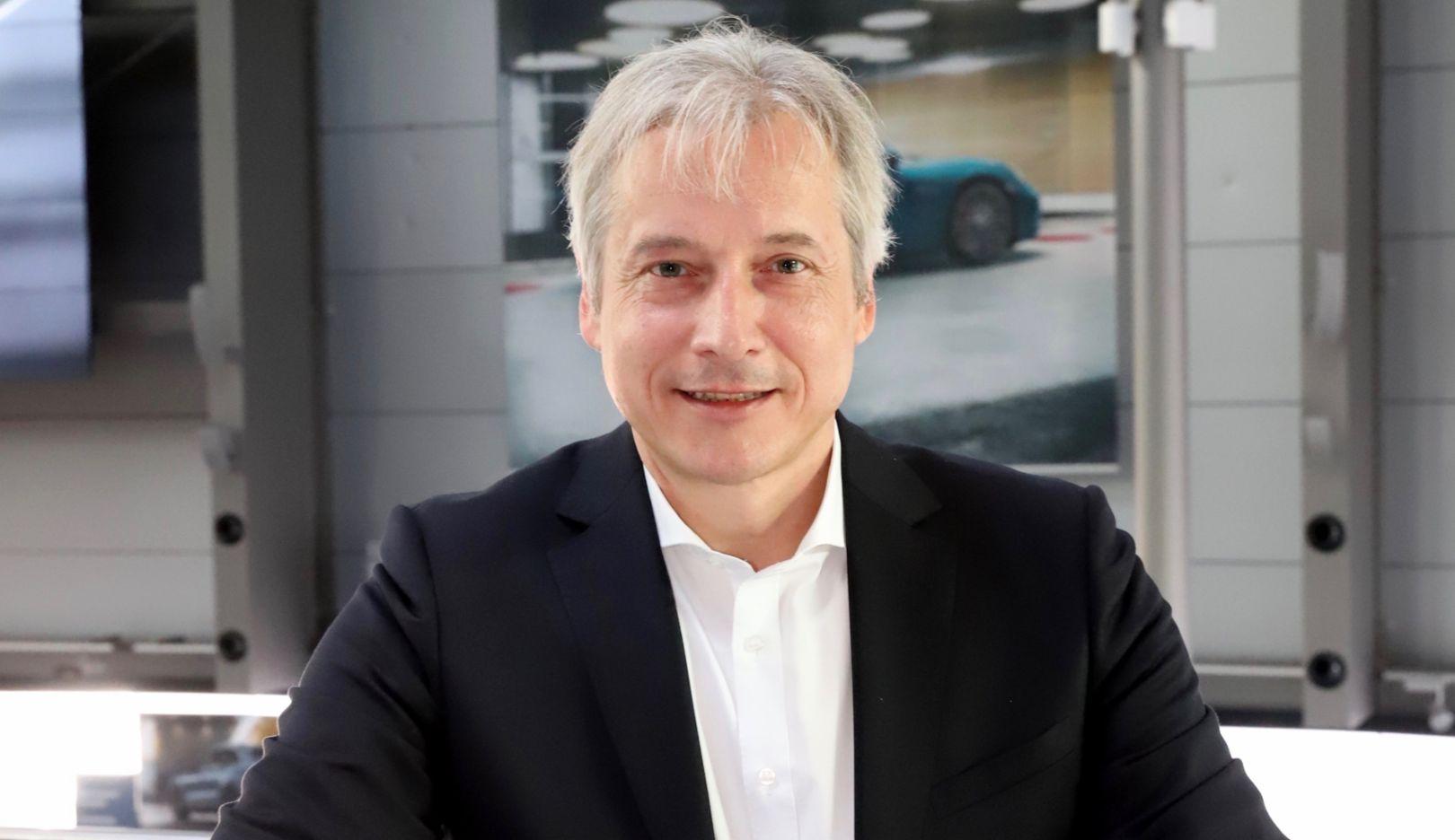 Franko Dorow, 2017, Porsche AG
