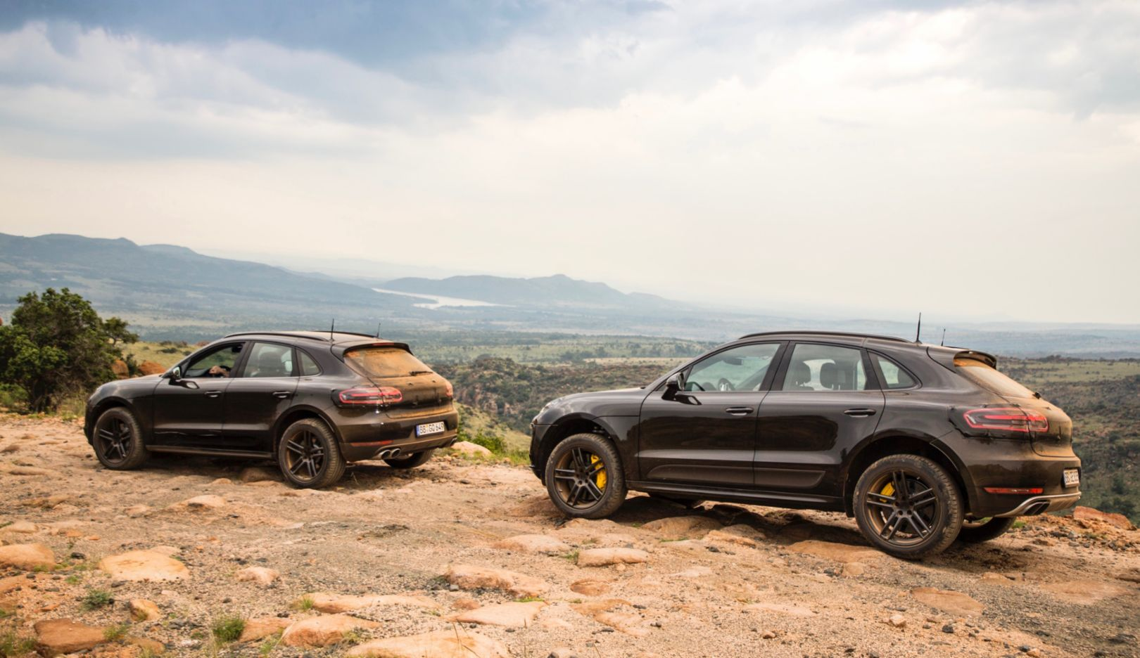 Macan, South Africa, 2018, Porsche AG