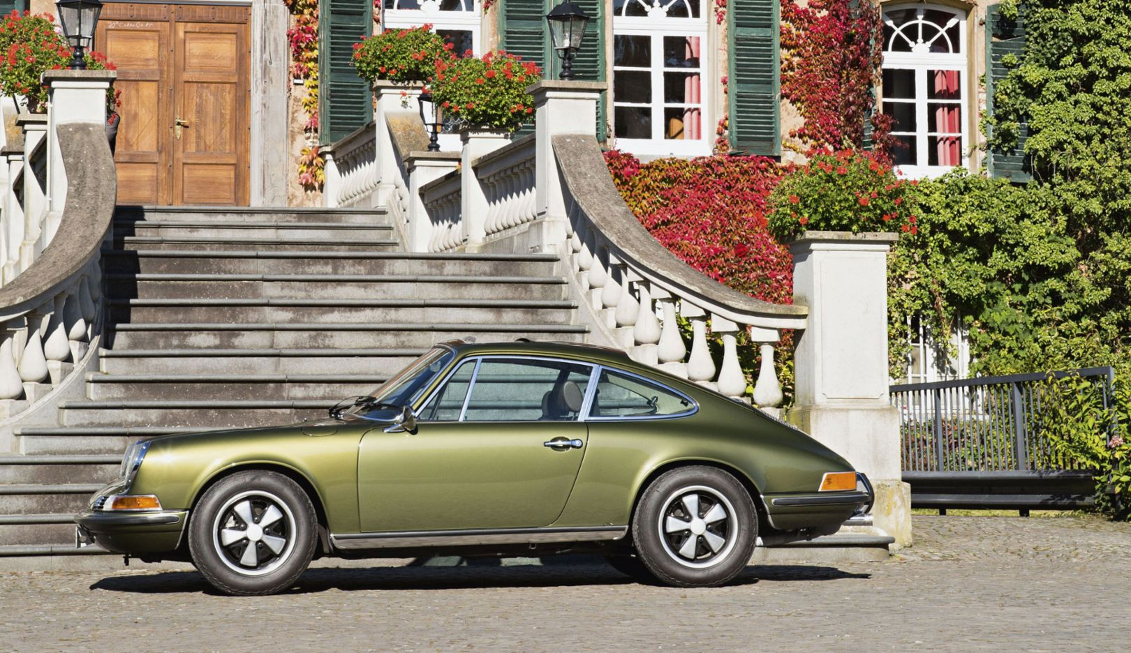 911 S from 1969, 2017, Porsche AG