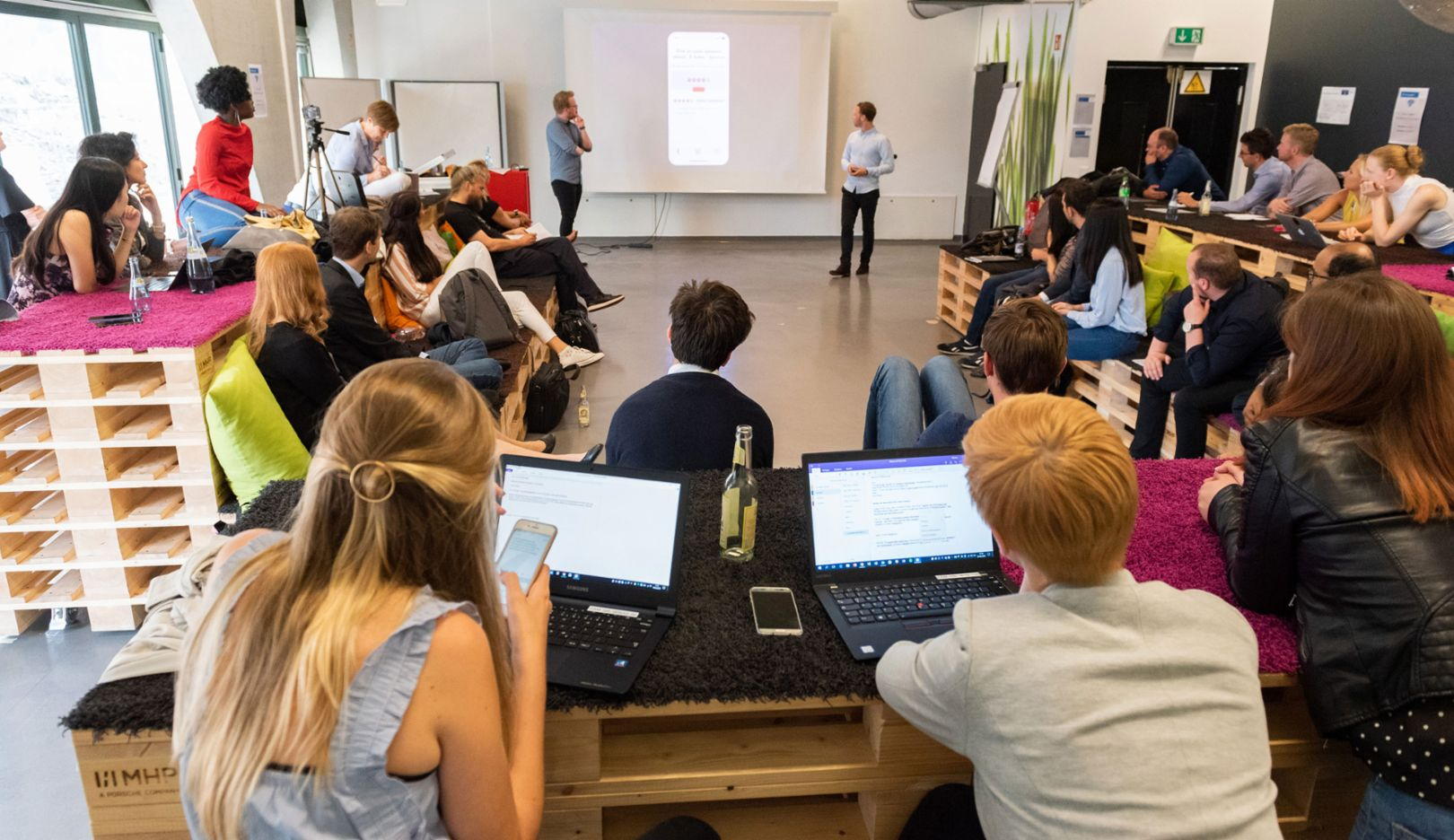 Open innovation Space, Open Innovation Contest, 2018, Porsche AG