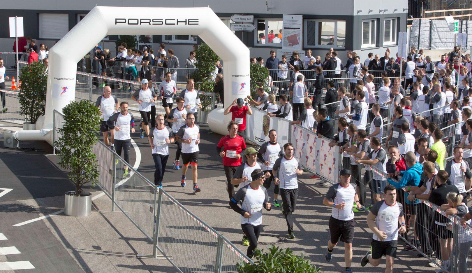Porsche 6-Stunden-Lauf, Zuffenhausen, 2017, Porsche AG