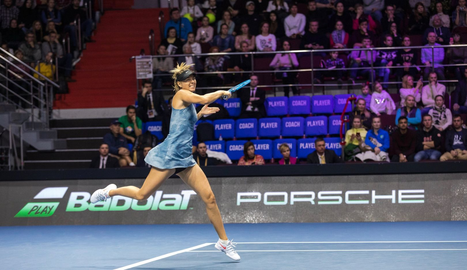 WTA St.Petersburg Ladies Trophy, Санкт-Петербург, 2019, Porsche AG
