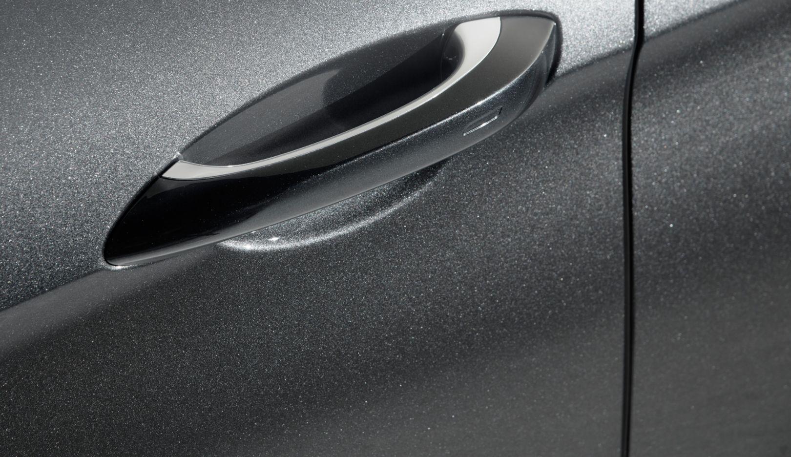 Panamera Turbo, detail, 2016, Porsche AG