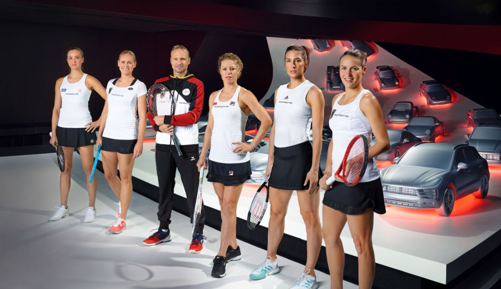 Porsche Team Germany, Porsche Pavillon, Autostadt Wolfsburg, 2019, Porsche AG