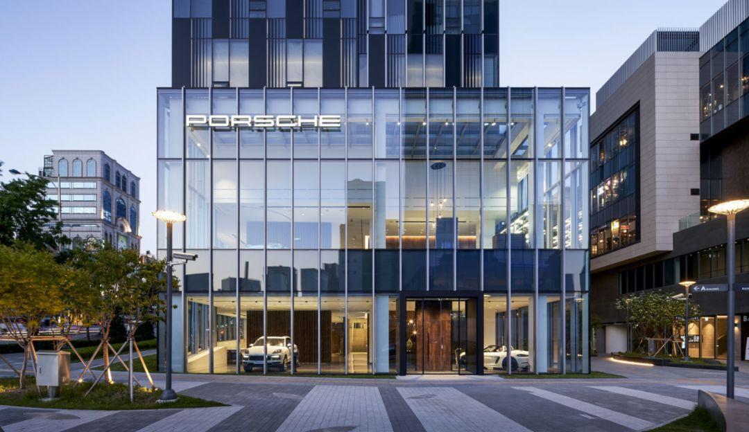 Eröffnung Porsche Studio Cheongdam, Seoul, 2019, Porsche AG