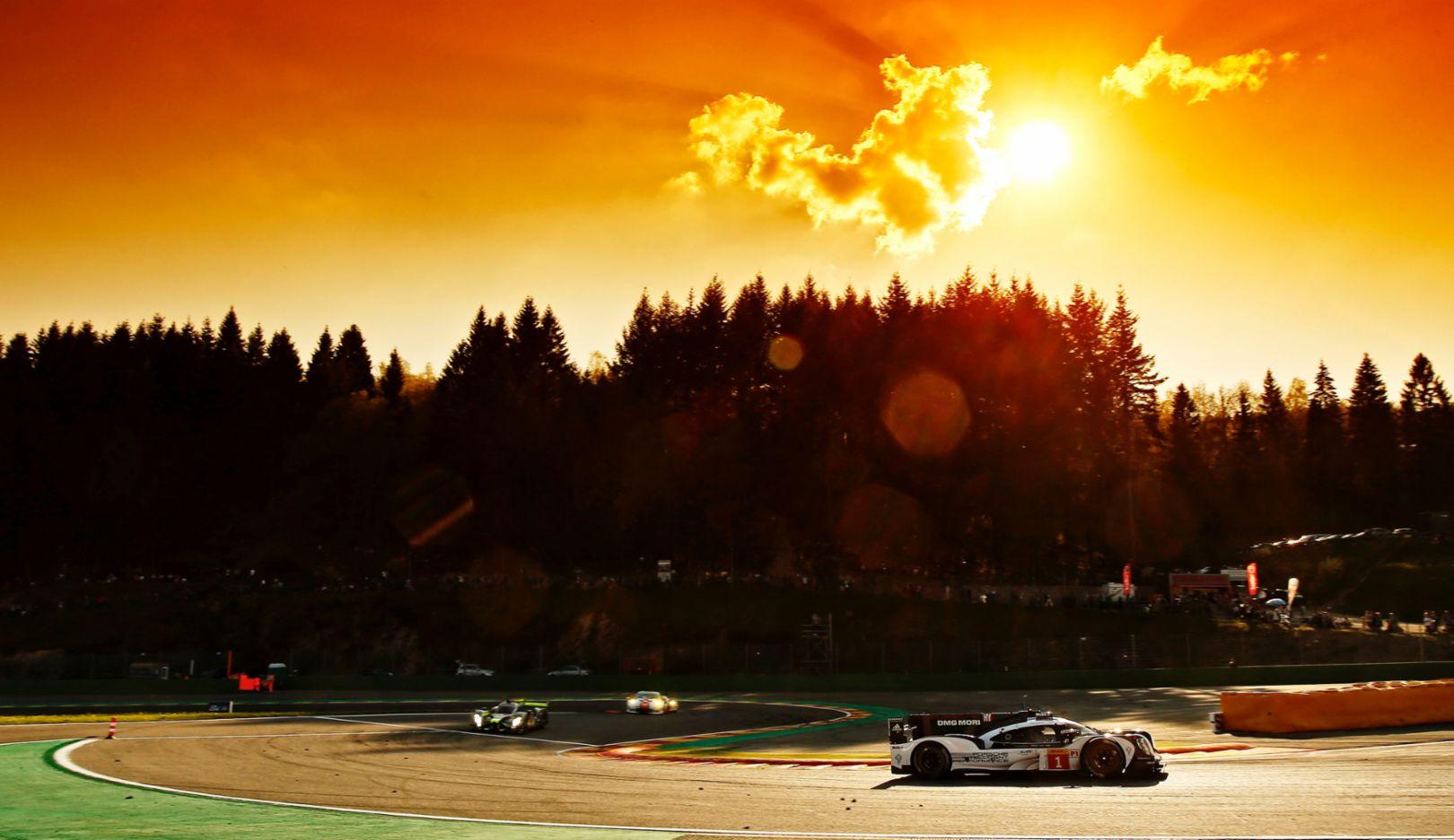 Porsche 919 Hybrid, Porsche Team, Spa-Francorchamps, WEC, 2016, Porsche AG