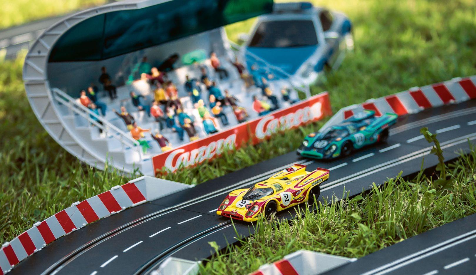 Carrera track, Attersee, Austria, 2017, Porsche AG
