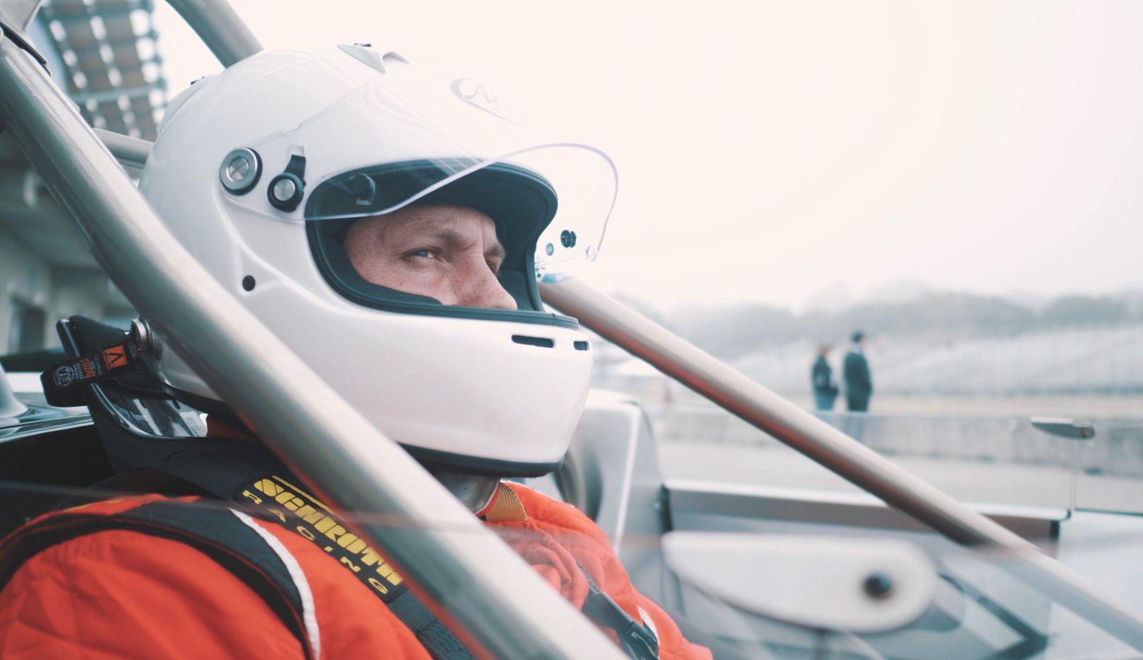 Rod Emory, Rennsport Reunion VI, Weathertech Raceway Laguna Seca, 2018, Porsche AG