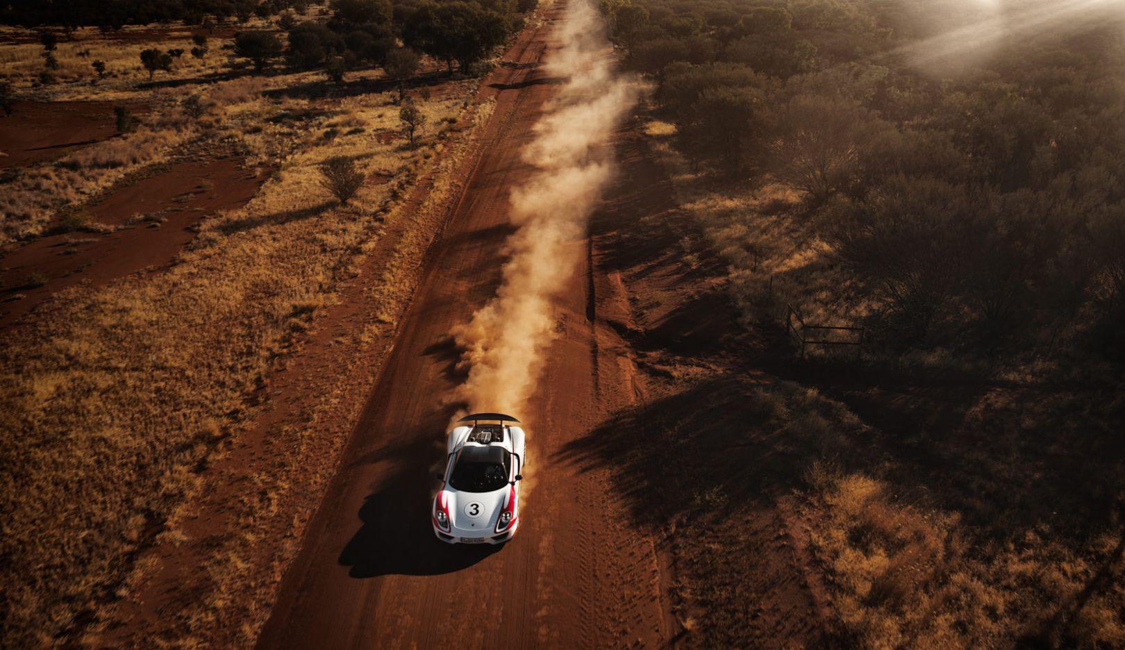 918 Spyder, Australia, 2015, Porsche AG