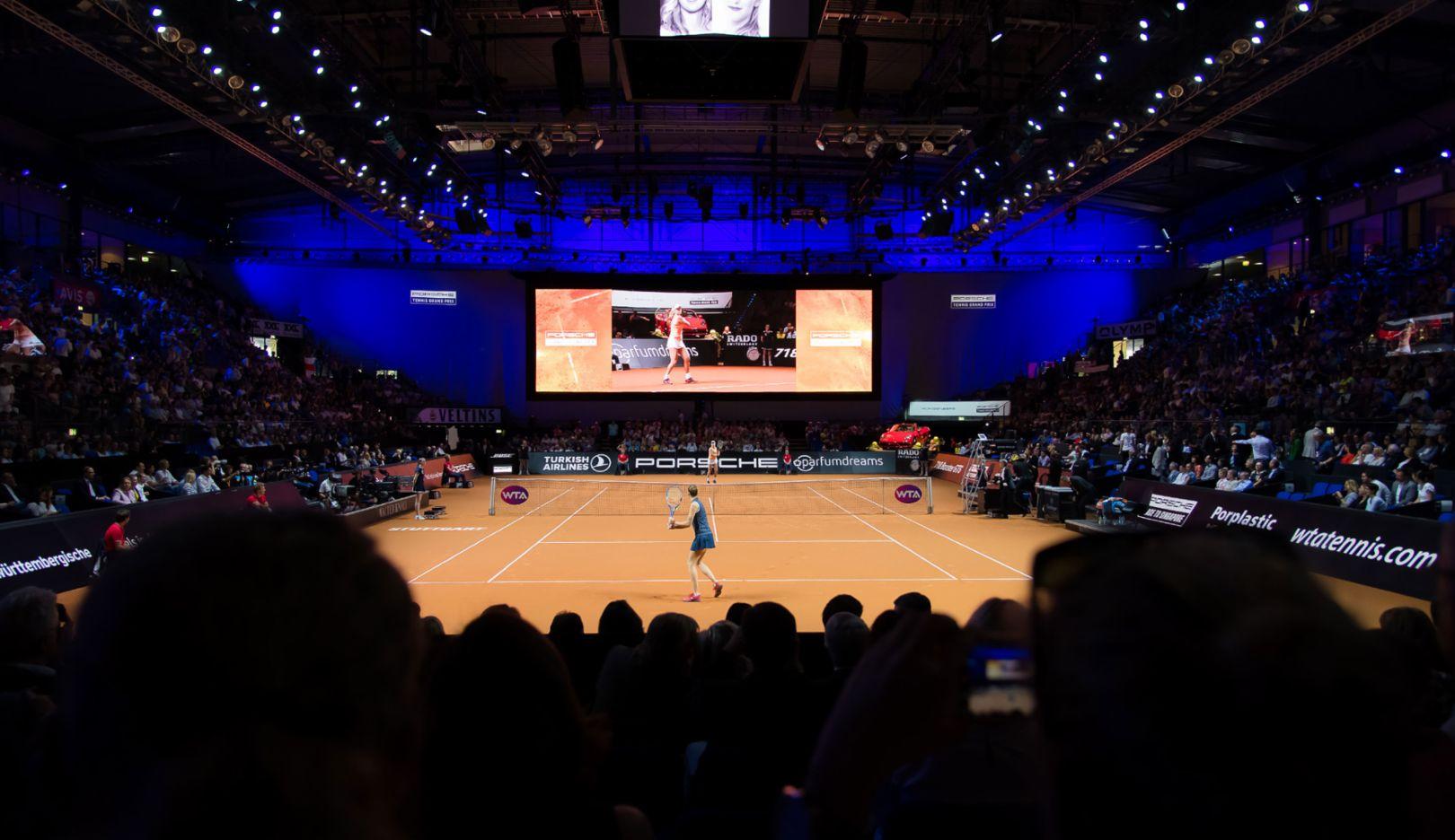 Porsche Arena, 2018, Porsche AG