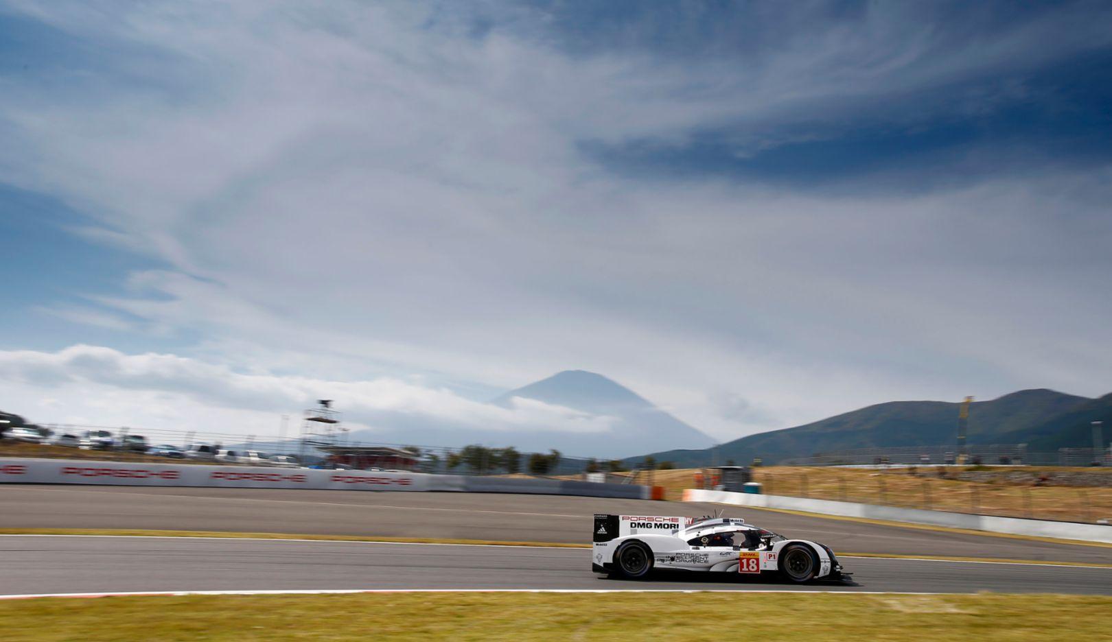 919 Hybrid, Fuji, 2015, Porsche AG