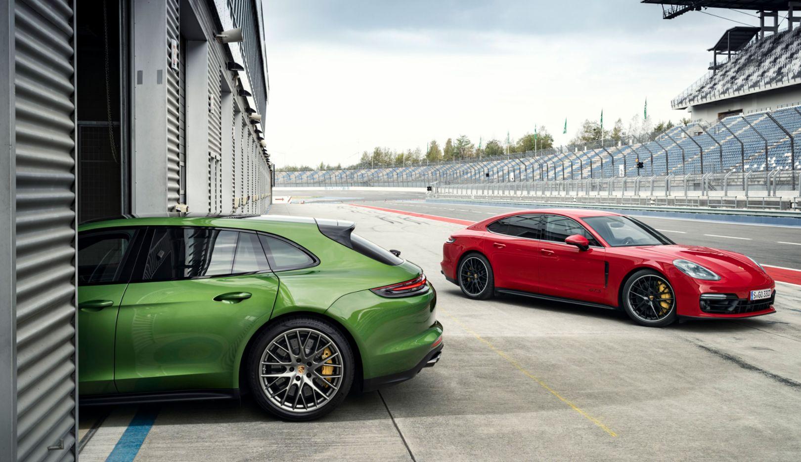 Panamera GTS Sport Turismo, Panamera GTS, 2018, Porsche AG