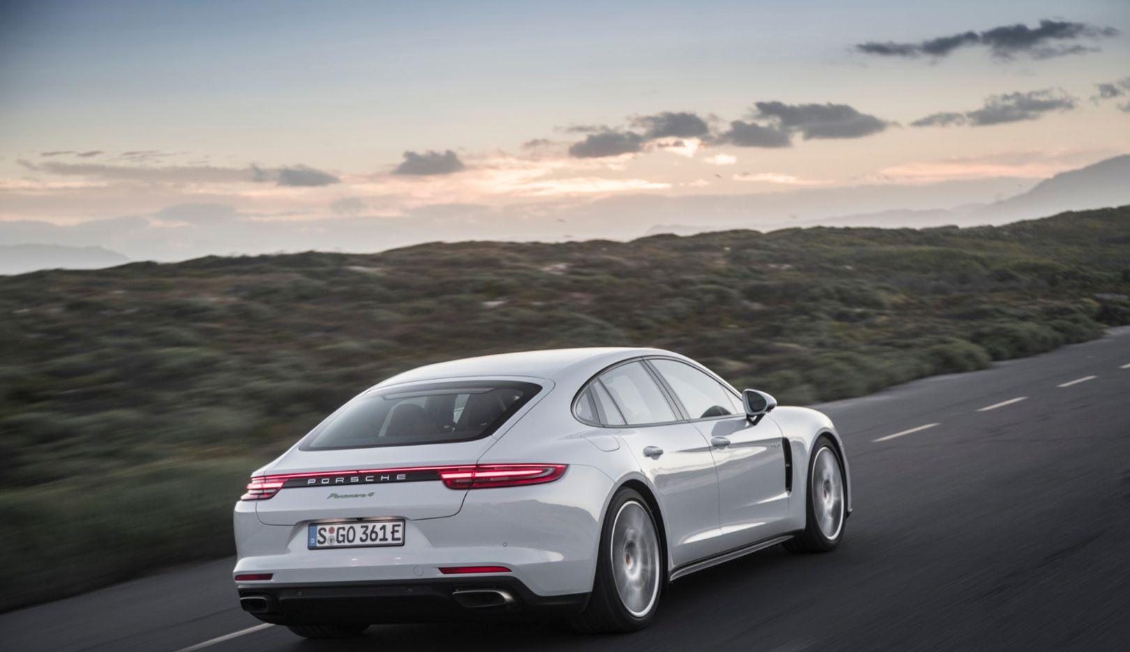 Panamera 4 E-Hybrid, 2018, Porsche AG