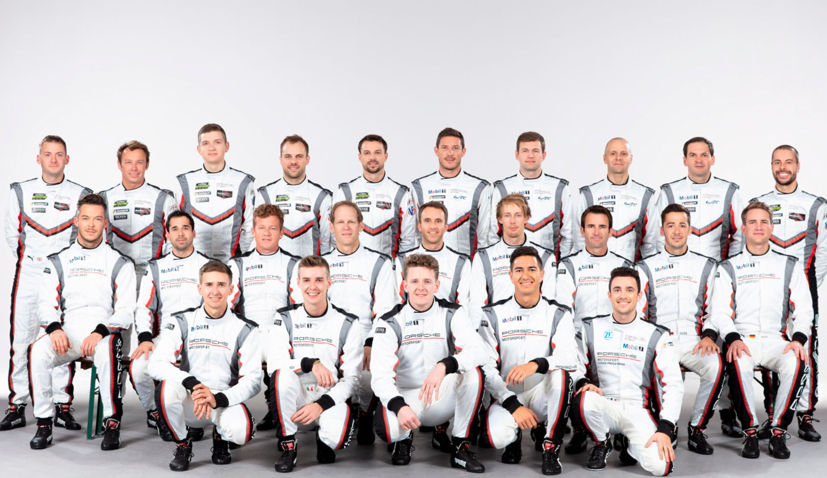Porsche Works Drivers 2019, 2019, Porsche AG