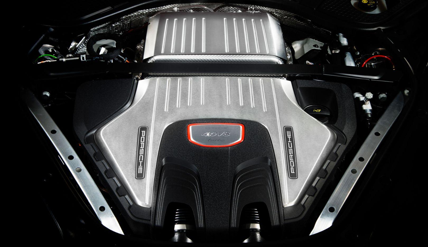 Panamera Turbo, Detailaufnahme, 2016, Porsche AG