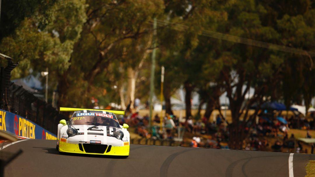 Porsche 911 GT3 R, Intercontinental GT Challenge, Bathurst, Australien, Porsche AG, 2017