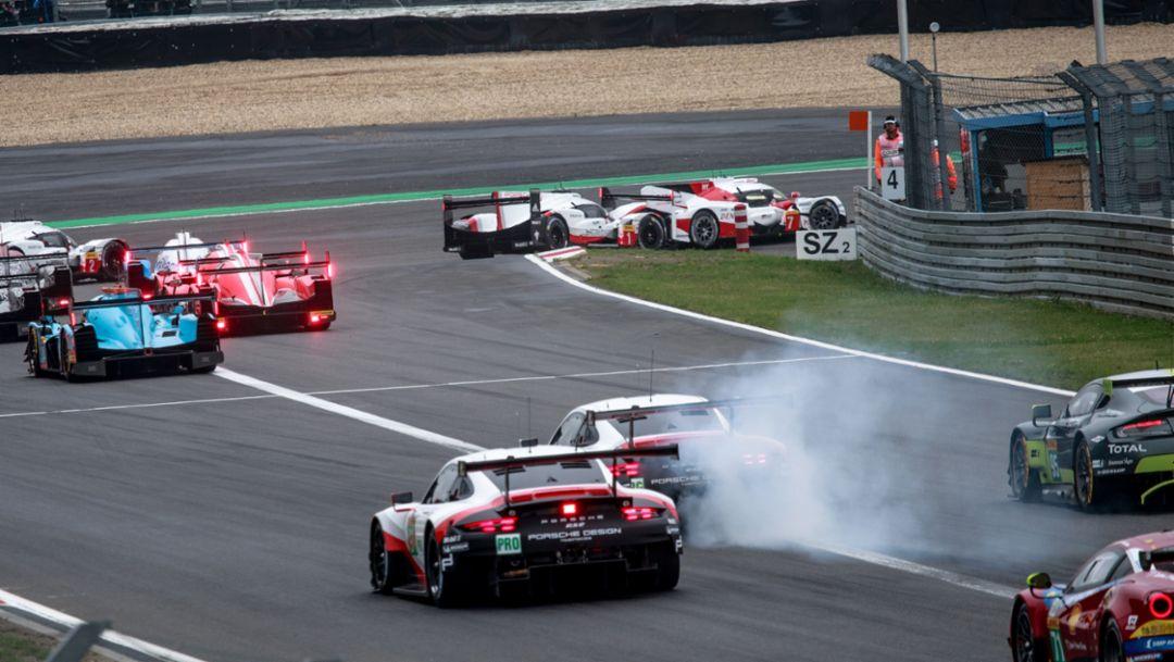 911 RSR, 919 Hybrid, WEC, Runde 4, Nürburgring, 2017, Porsche AG