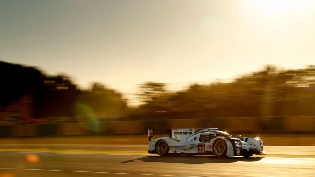 Porsche announces drivers for Le Mans