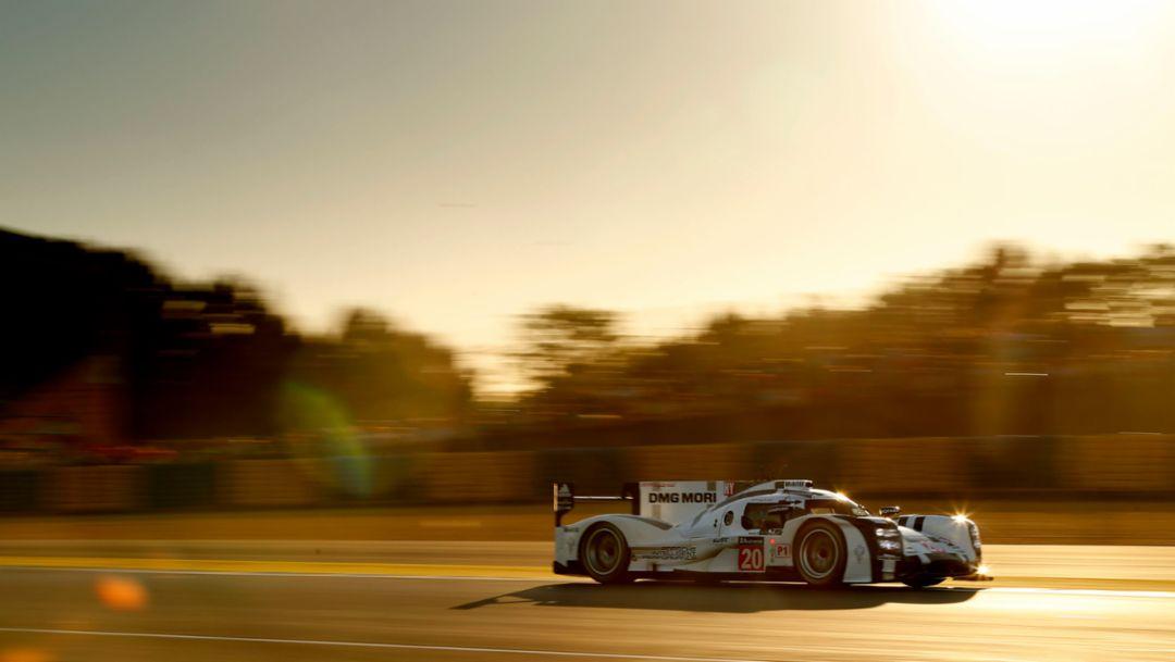 Porsche verkündet Fahrer für Le Mans