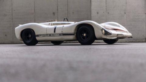Das Porsche Museum zeigt seltene Exponate auf der diesjährigen Retro Classics