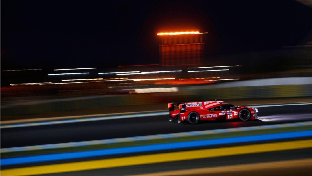 919 Hybrid, Qualifying, Le Mans, 2015, Porsche AG