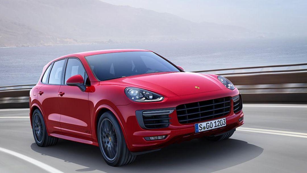 New Porsche subsidiary in Brazil