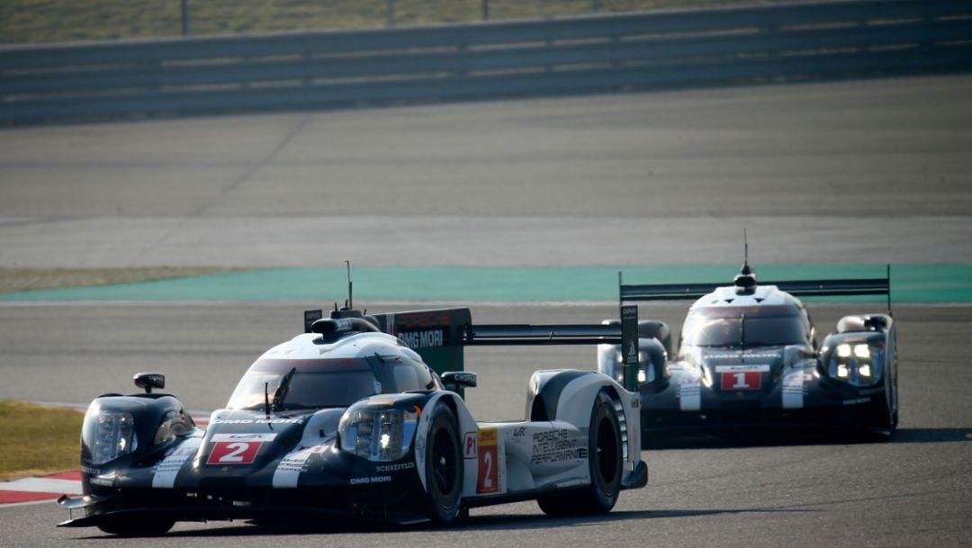 Porsche strengthens driver lineup