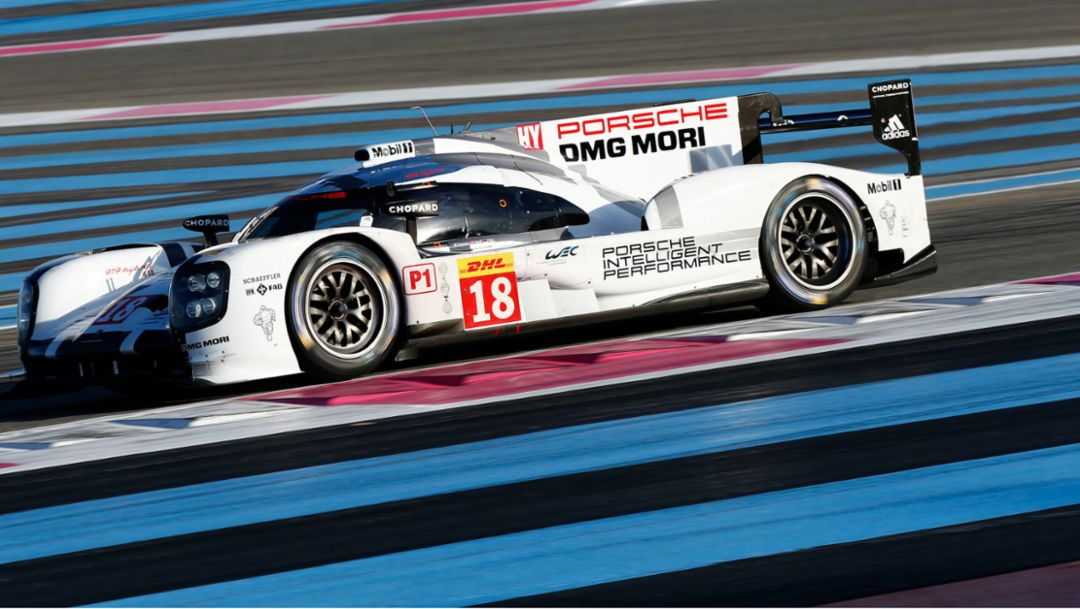Porsche heads to Silverstone full of energy