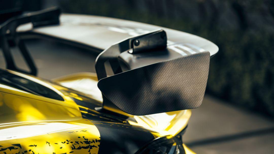 New Cayman GT4 Clubsport, 2019, Porsche AG