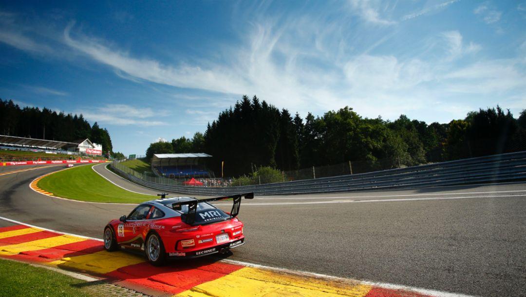 Porsche and Formula 1® renew their contract