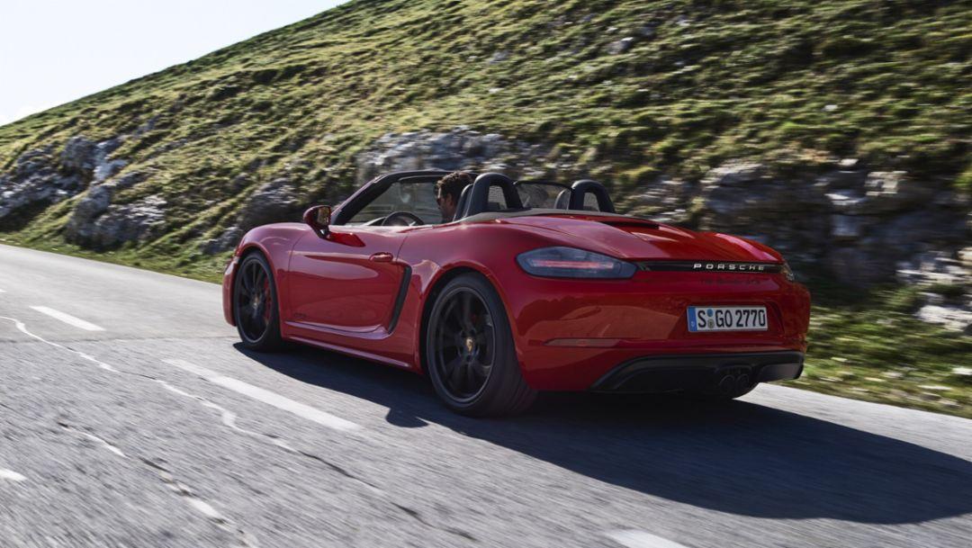 718 Boxster GTS, 2017, Porsche AG