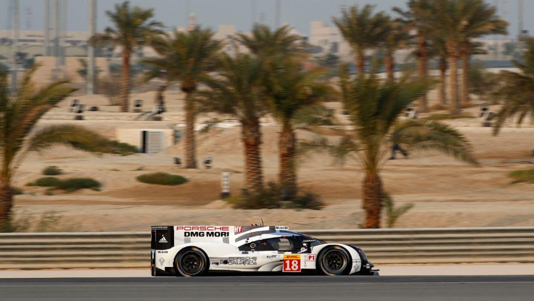WEC: Saisonfinale in der Wüste