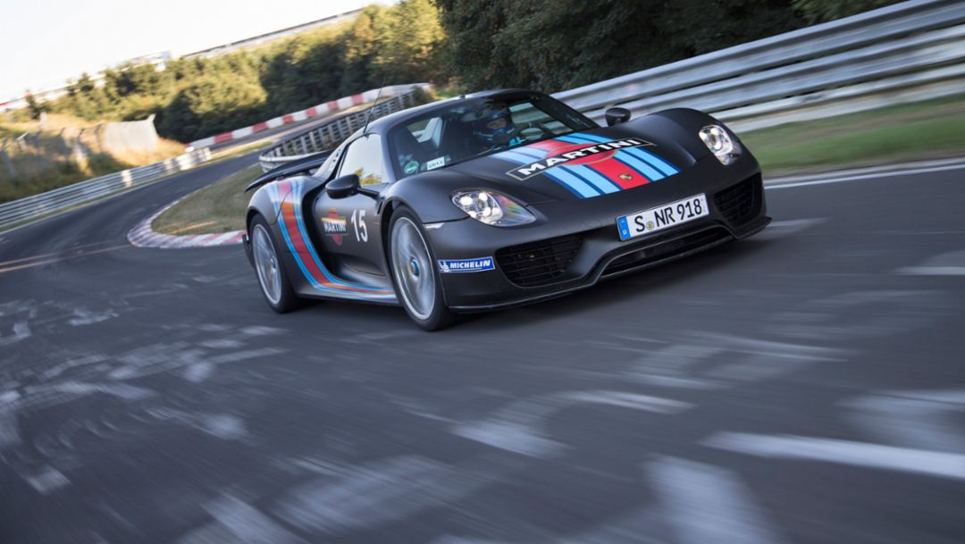 The Porsche story 9